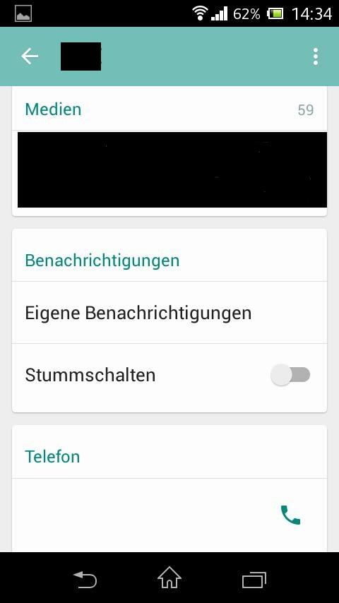 Whatsapp Kontakt Verschwunden
