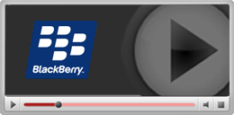 Blackberry Videos anschauen