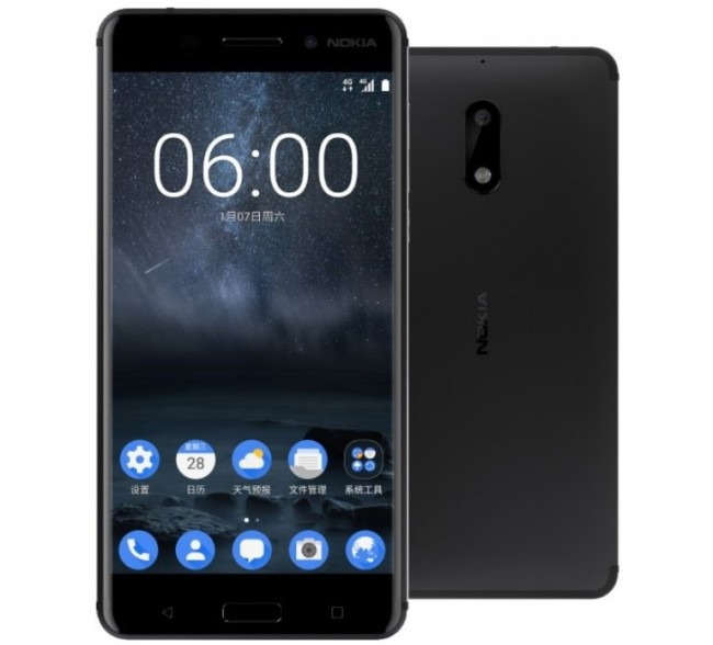Nokia 6 Bild Androidcentral