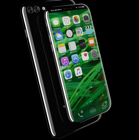 iPhone 8 Konzept Quelle Handy Abovergleich ch