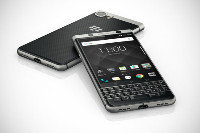 BlackBerry Key One Hersteller