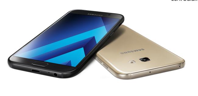 Galaxy A3 und A5 2017 Samsung