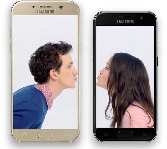 Galaxy A5 und A3 (2017)