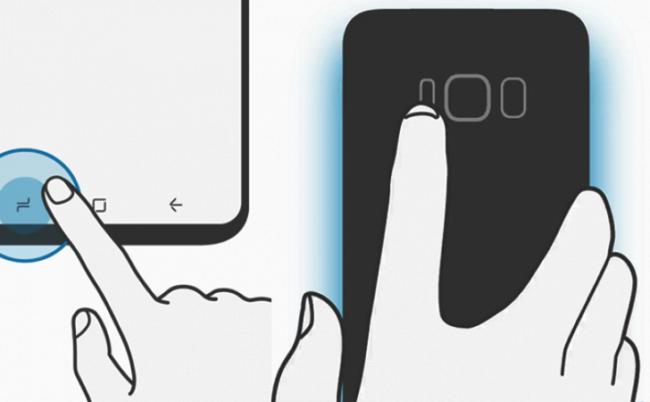 Galaxy S8 Details Bild AndroidPolice