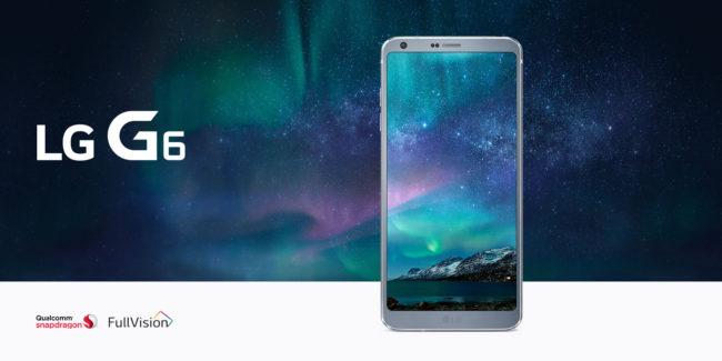 LG G6 Hersteller