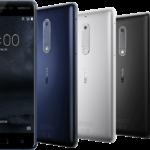 Nokia 3 und Nokia 5 Hersteller