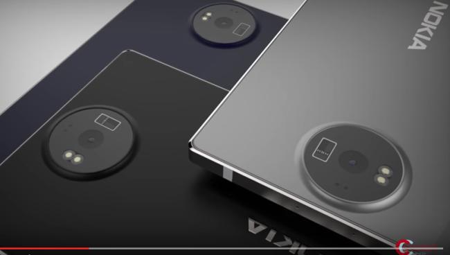Nokia 8 Konzept Quelle Concet Creator
