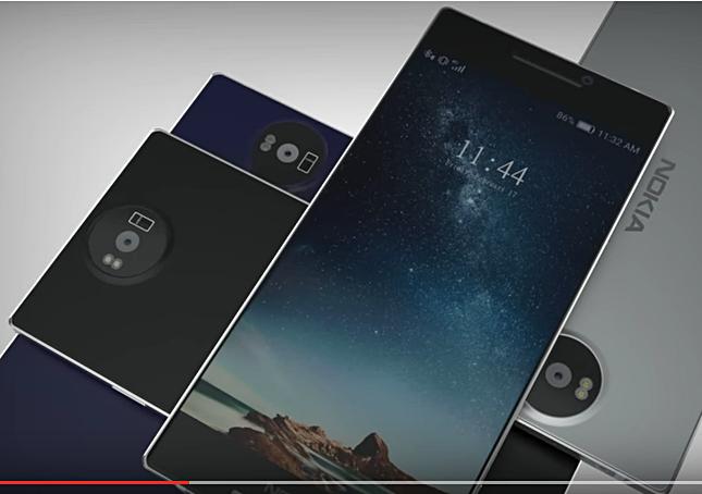 Nokia 8 Konzept YouTube