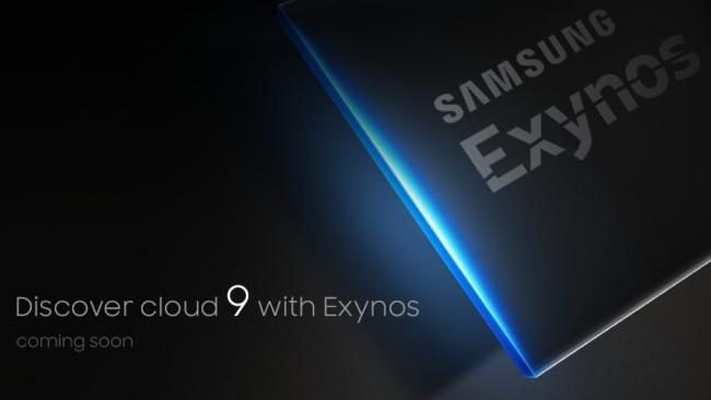Samsung teasert Exynos 9