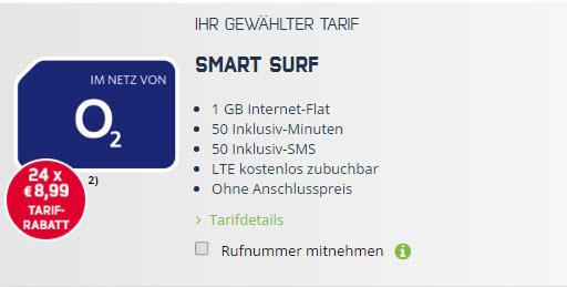 Smart tarif 24 erfahrungen