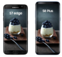 Galaxy S7 Edge vs S8 Plus Bild Ice Universe Twitter