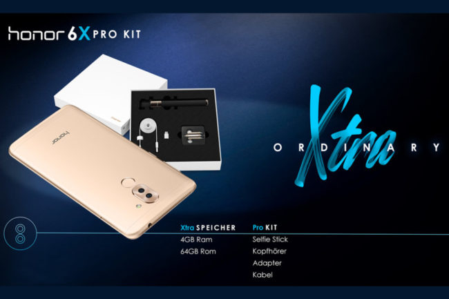 Honor 6X Pro Edition Hersteller