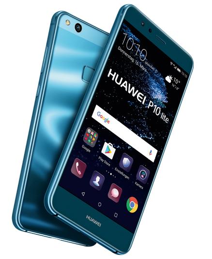 Huawei P10 lite Hersteller