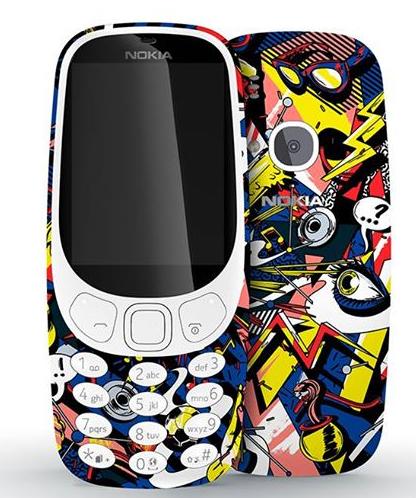 Nokia 3310 wird bunt Bild Nokia Mobile Facebook
