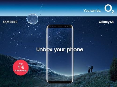 Samsung Galaxy S8 Plus Bei O2 Vodafone Und 11 Vorbestellen