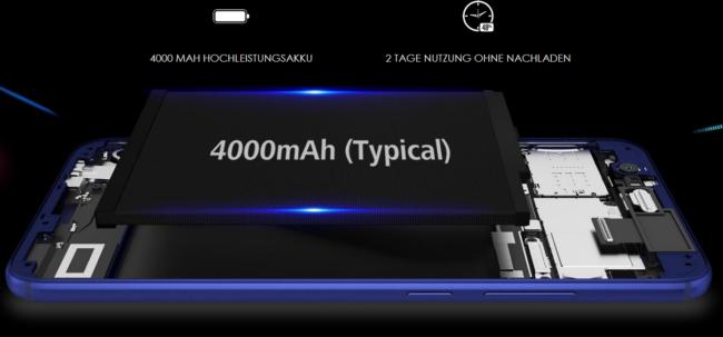 Honor 8 Pro Akku Hersteller