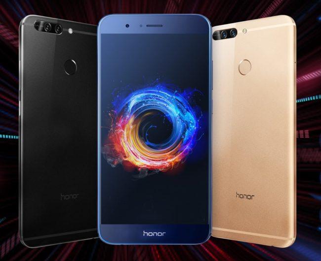 Honor 8 Pro Hersteller