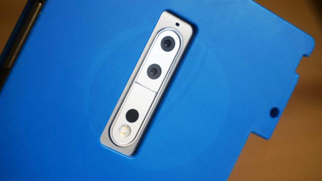 Angebliches Nokia 9 Dual-Kamera Bild Frandroid