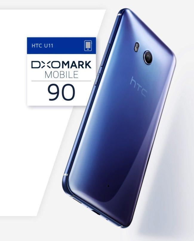 HTC U11 Hersteller