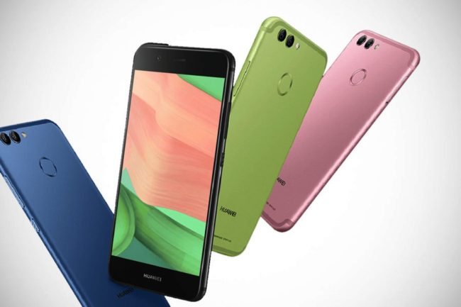 Huawei nova 2 Plus Bild Hersteller