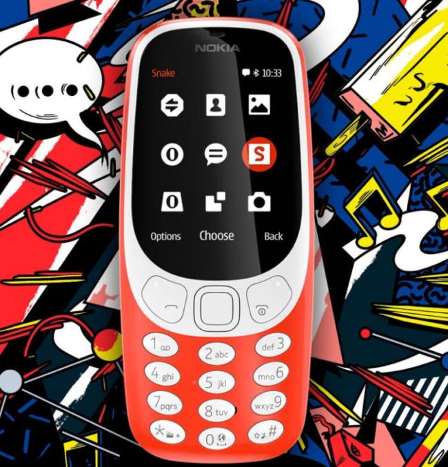 Nokia 3310 Bild Nokia