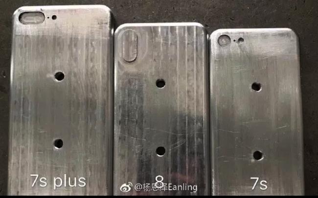 IPhone 8: Neuer Leak zeigt Touch ID wieder auf der Rückseite