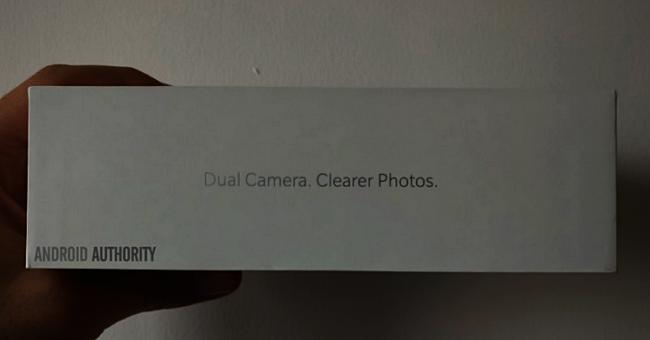 Angebliche Retail-Verpackung OnePlus 5 Bild AndroidAuthority