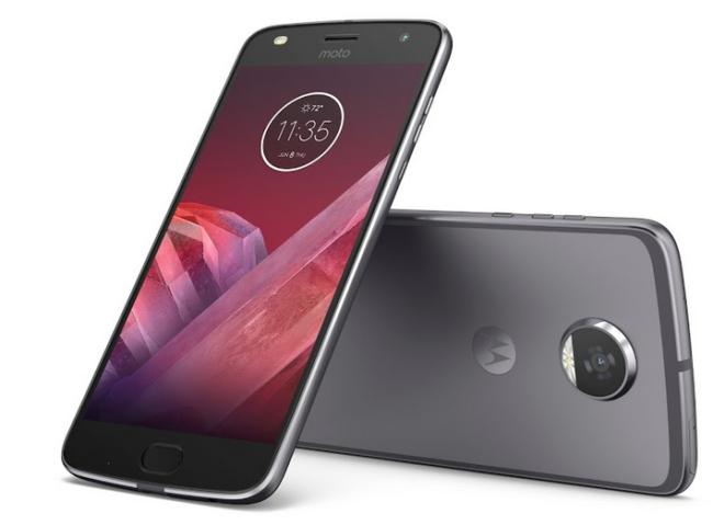 Moto Z2 Play: Zweite Generation des modularen Smartphones vorgestellt