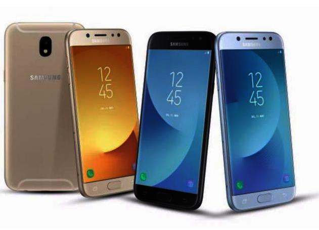 Neue Galaxy J- Serie Bild Samsung