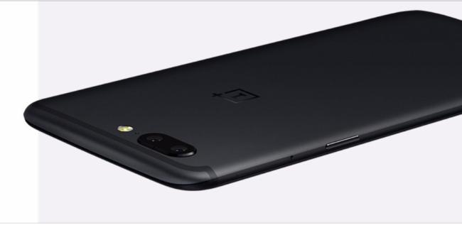 OnePlus 5 mit Dualkamerea OnePlus über Twitter
