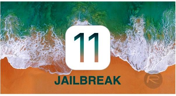 iOS 11 Jailbreak Bild redmondpie com