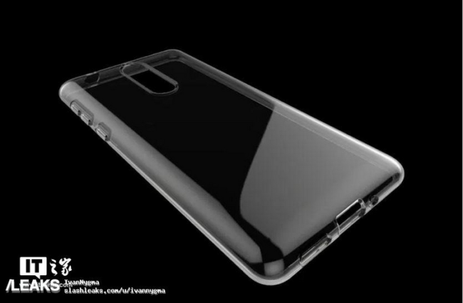 Angebliches Case für Nokia 9 Bild Slashleaks