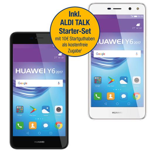 Huawei Y6 bei Aldi