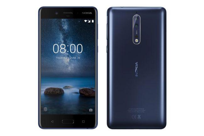 Nokia 8 Bild The Verge