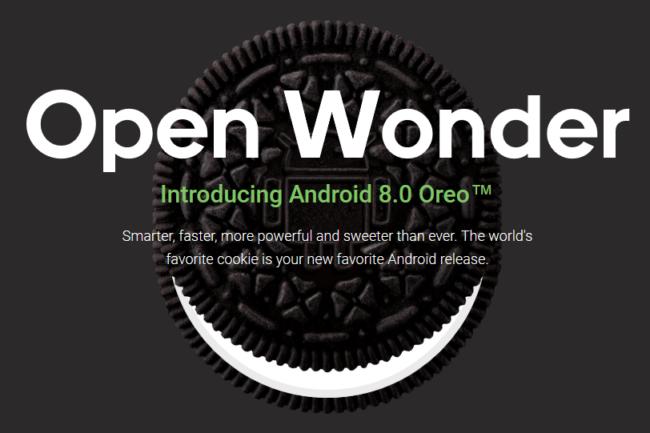 Android Oreo Bild Androidcom