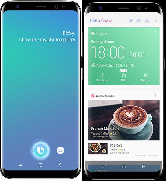 Samsungs Bixby startet in der Schweiz