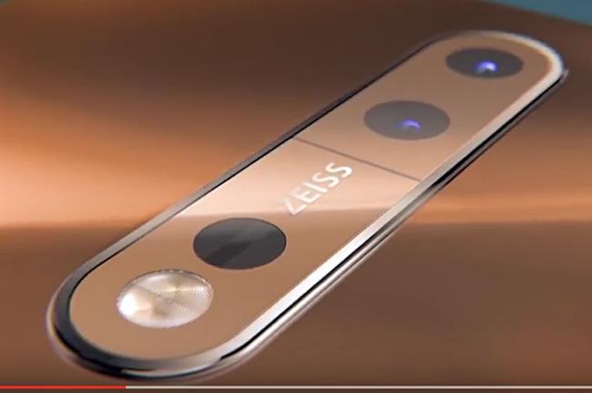 Nokia 8 Dual Kamera von Carl Zeiss