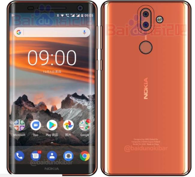 Angebliches Nokia 9 Bild Nokiapoweruser