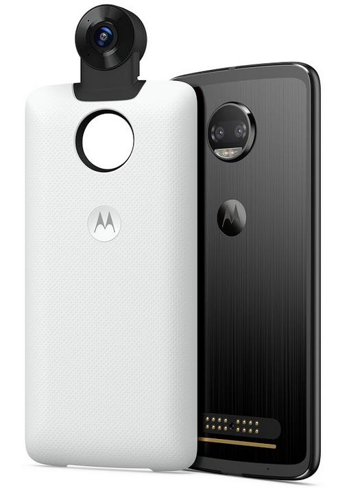 Moto Mod 360 Grad Camera