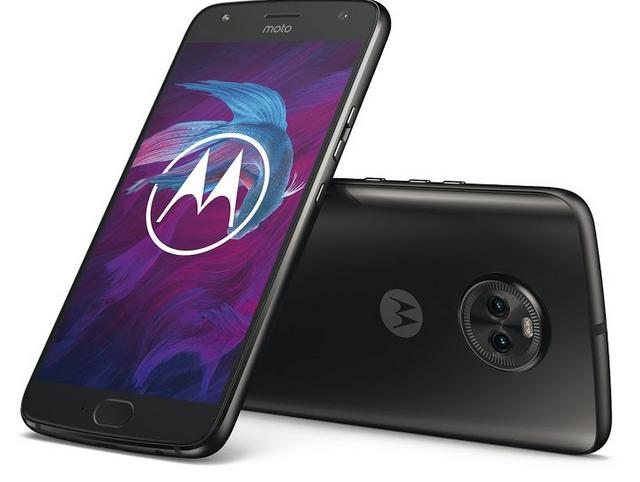 Motorola enthüllt auf der IFA 2017 das neue Moto X4