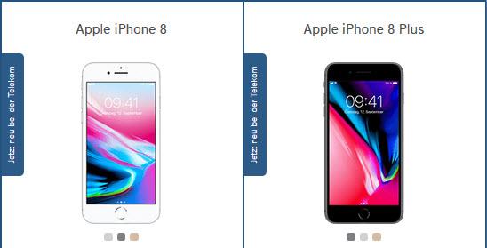 Telekom Preise Für Iphone 8 Plus Mit Magenta Mobil Vertrag