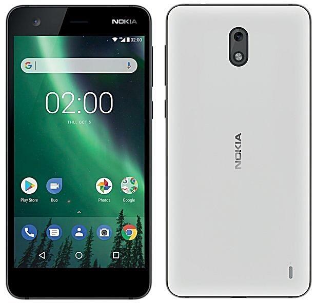 Anbgebliches Nokia 2 Bild Evan Blass über Twitter
