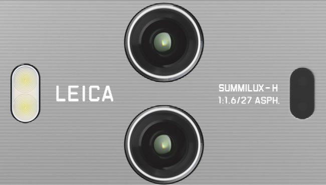 Huawei Mate 10 (Pro) Leica-Kamera Bild Evan Blass