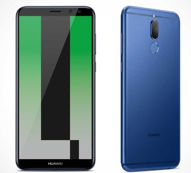 Huawei Mate 10 lite Hersteller
