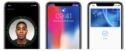 Face ID vom iPhone X hersteller