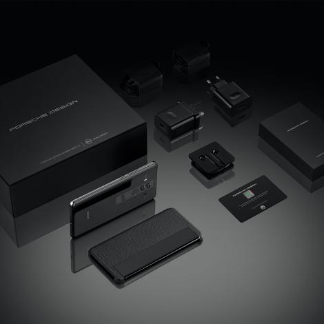 Huawei Mate 10 Porsche Design Lieferumfang Bild Porsche Design Store