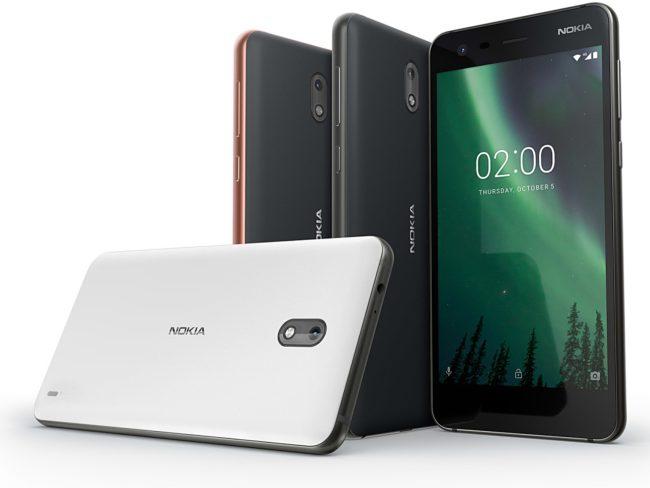 Nokia 2 Bild HMD Global