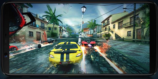 OnePlus 5T mit Full Screen Display