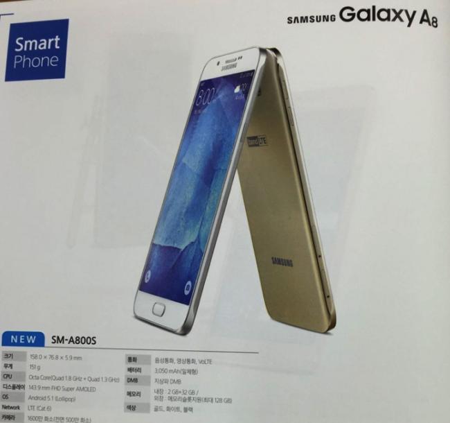 Galaxy A8 2018 Details Bild GalaxyClub nl