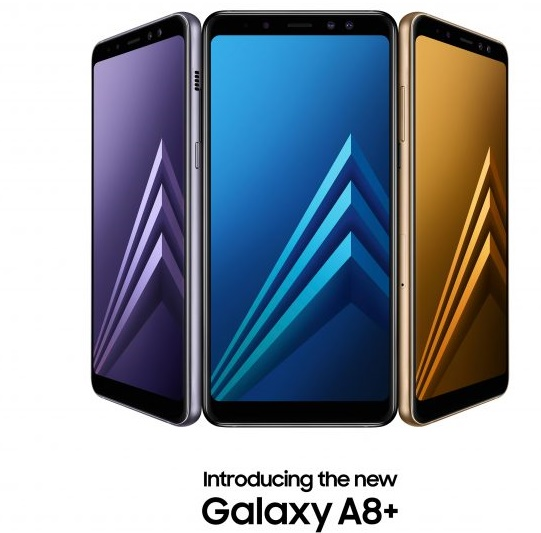 Galaxy A8 und A8 Plus Bild Allaboutsamung
